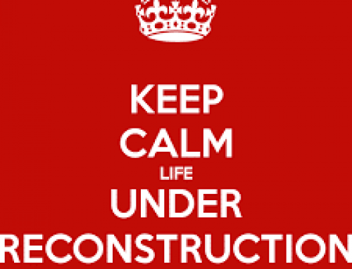 Life Under Re-Construction